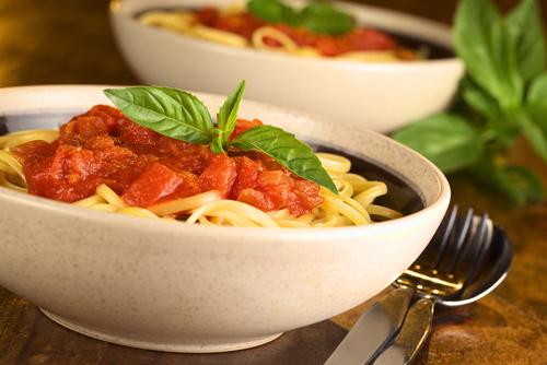 salt free spaghetti sauce