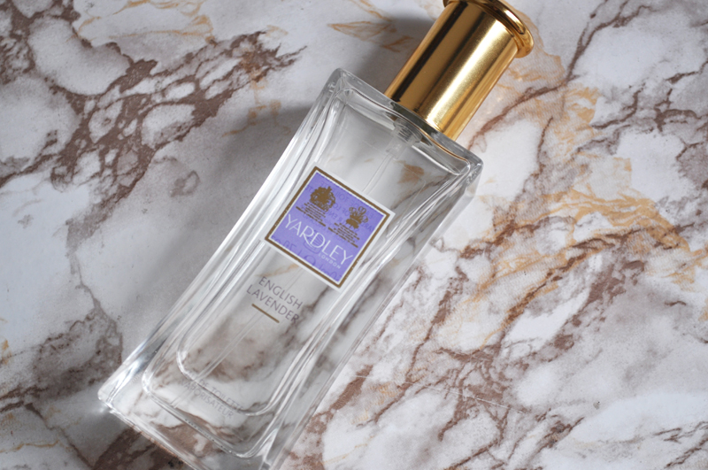 yardley english lavender perfume
