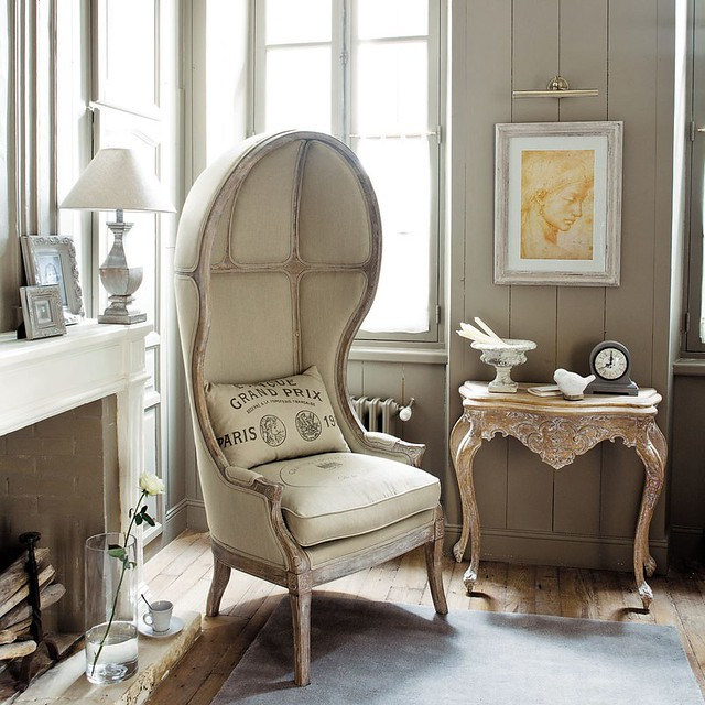 French madame maisons du monde french chic furniture - Maison du monde fauteuil enfant ...