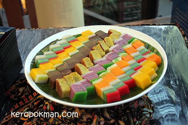 Taste of Penang @ Sentosa : Kueh Kueh Muih Muih