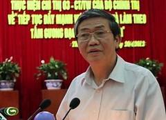 Trưởng Ban Tuyên giáo Trung ương Đinh Thế Huynh họp giao ban các tỉnh, thành phố phía Nam thực hiện Chỉ thị 03-CT/TW của Bộ Chính trị