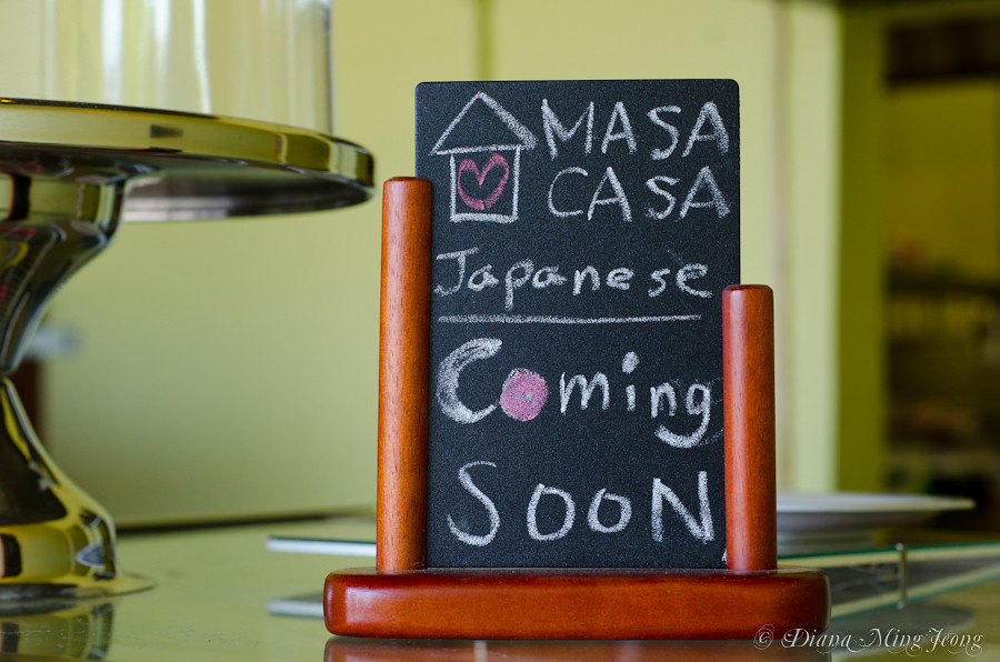masacasa | Japanese Cafe