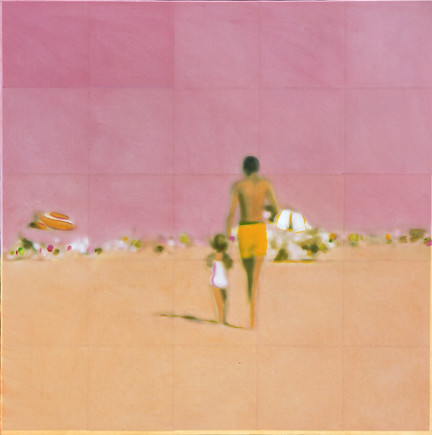 A Walk with Daddy (Pink), 2004