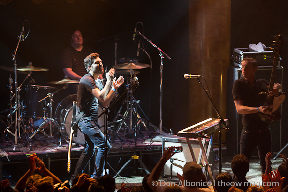 The Boxer Rebellion @ GAMH, SF 5/15/12