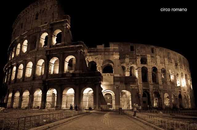 224/366: circo romano