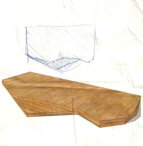 Deck - Revised Sketch