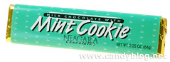 Niagara Chocolates Milk Chocolate with Mint Cookie