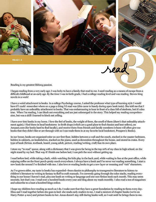 31 Days | Read