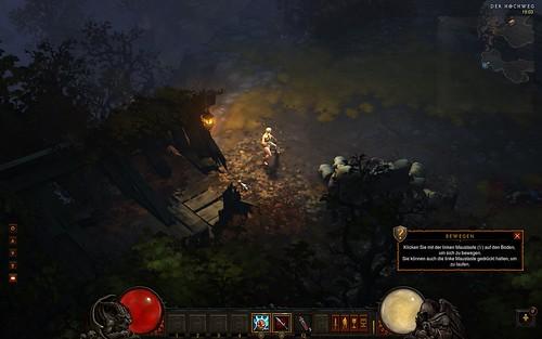 Diablo 3 Erste Schritte