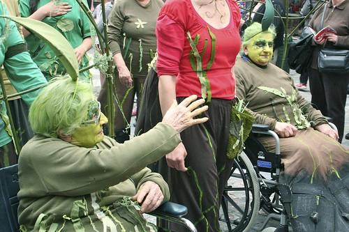 Zinneke Parade 2012. Bruxelles