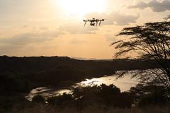 Autodesk Octo-Copter in Kenya