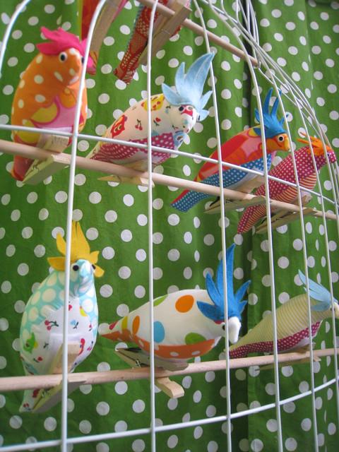 Cage à kinsus