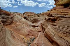 [フリー画像素材] 自然風景, 渓谷, 岩山, 風景 - アメリカ合衆国 ID:201205262000