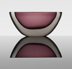 Luciano Gaspari, sommerso bowl, 1955, Lot 214