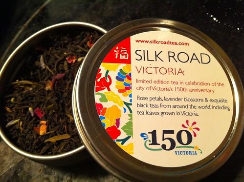 Victoria 150 Tea