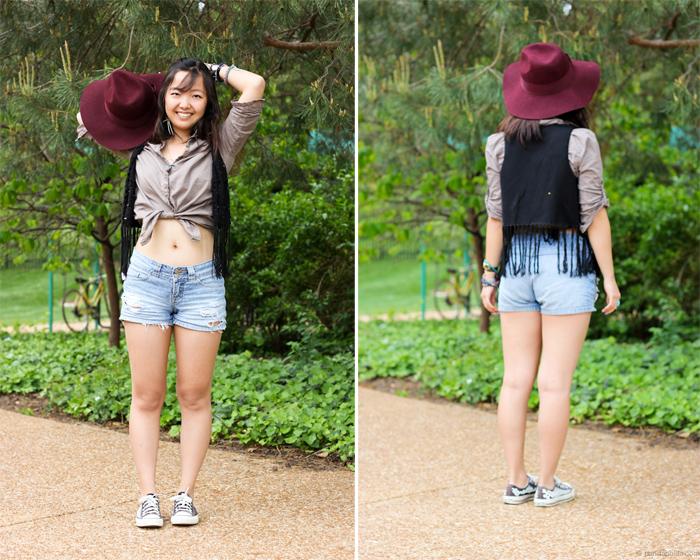 boho cowgirl