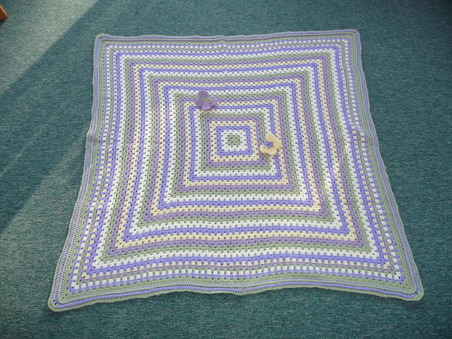 This is a gorgeous Blanket. You will be able to read the Story on SIBOL.