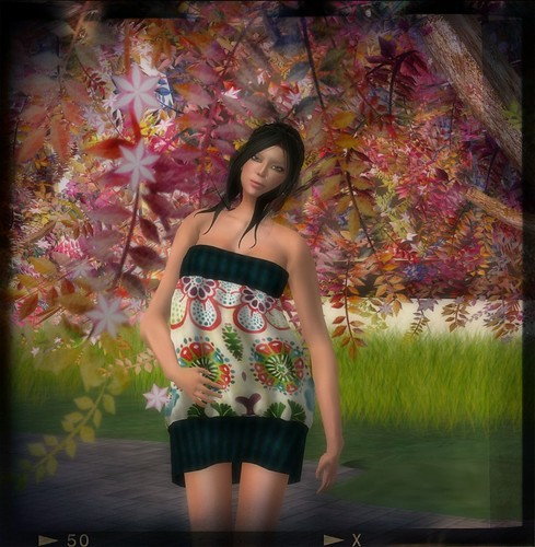 Alchemy  - Elena Blouse Promotion 25 lindens MESH by Cherokeeh Asteria
