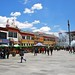 Small photo of Lhasa Old Town