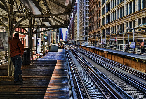 Chicago's rapid transit