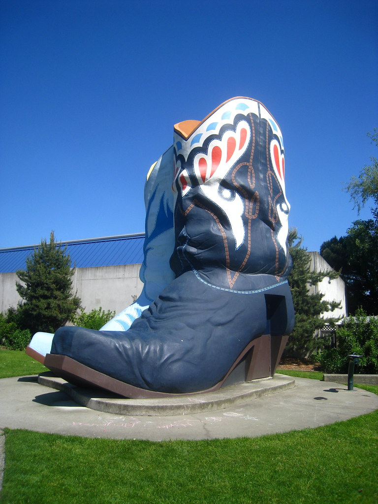 The Boots of Hat n' Boots fame
