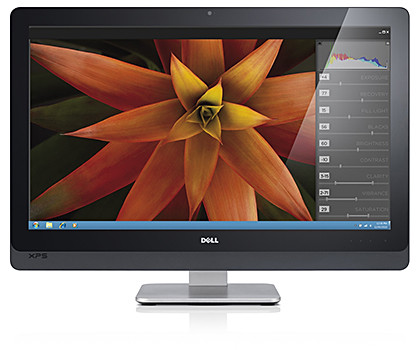The XPS One 27 is the largest AIO from Dell.