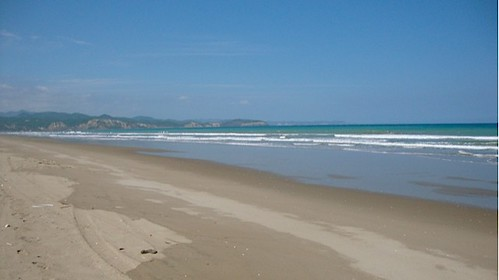 Ecuador beach community