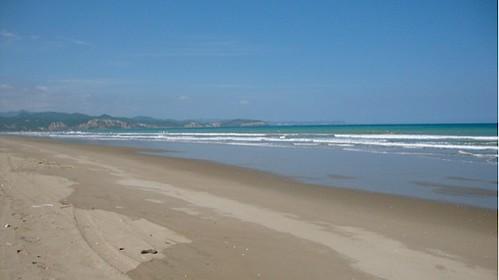 Ecuador beach community