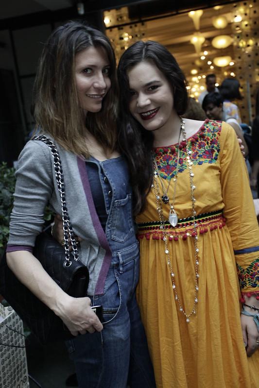 Anche Valentina Michetti e Teresa Missoni erano presenti alla preview FitFlop @ 10 Corso Como