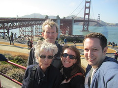 Golden Gate 75th birthday celebrations