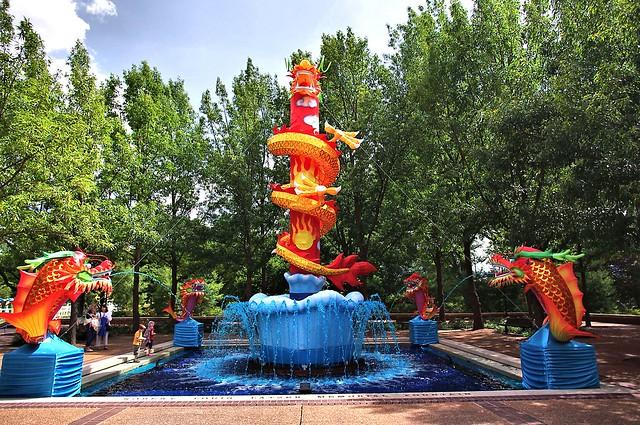 Chinese lantern festival missouri botanical garden Missouri botanical garden lantern festival