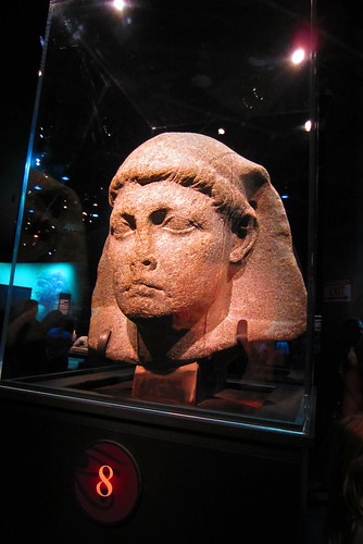Cleopatra: The Exhibit @ California Science Center