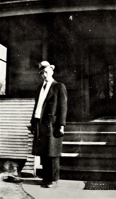 Dapper Herman Iverson - Moorhead ca. 1930