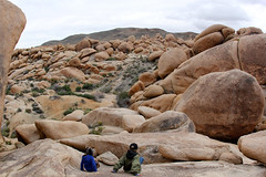 View from White Tanks campground