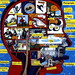 Interactive Arts Poster (detail) by Kollage Kid