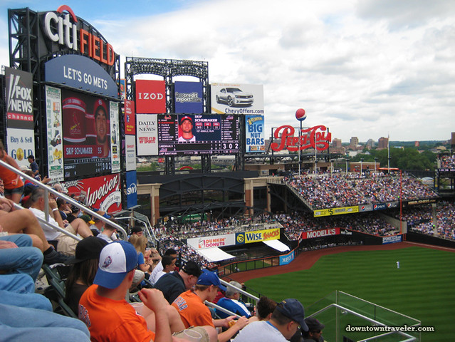NY Mets Baseball at Citi Field
