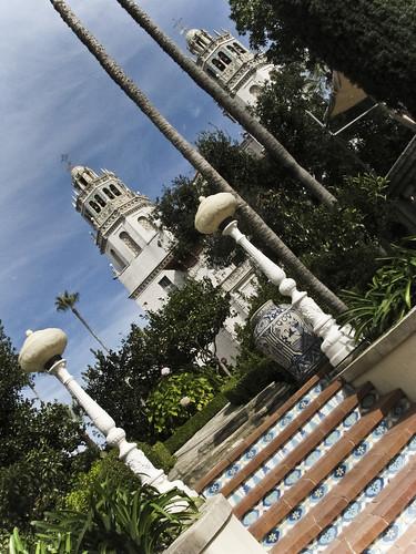 Steps to Casa Grande