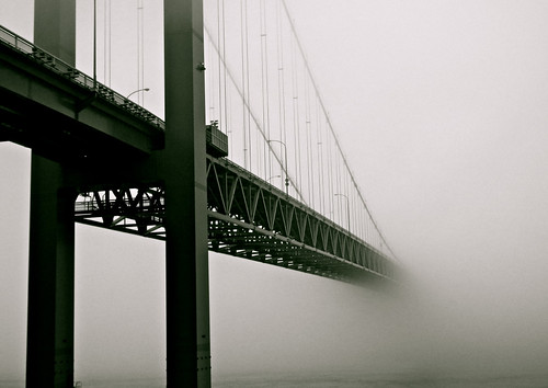 """Misty Bridge"""