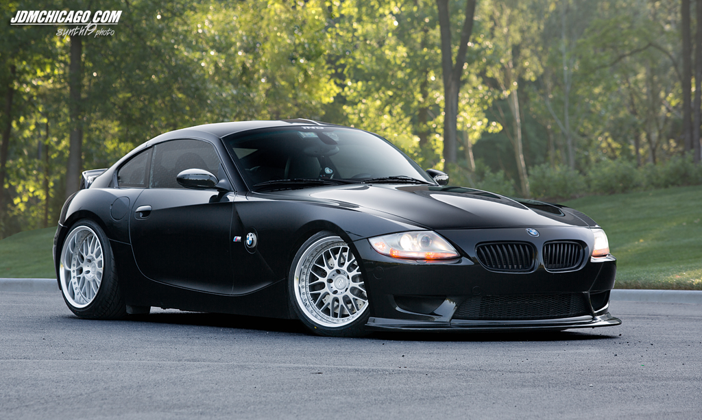 Bmw M Coupe Shoot Proper Stance Work Wheels