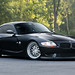 2006 E86 BMW M Coupe by synth19