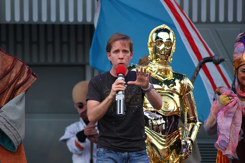 James Arnold Taylor, C-3PO
