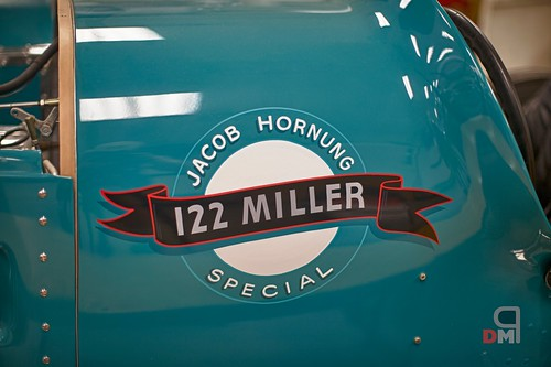 Eastern Museum of Motor Racing    #62 122 Miller Special