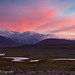 Hot Creek Sunset (Eastern Sierra Nevada)