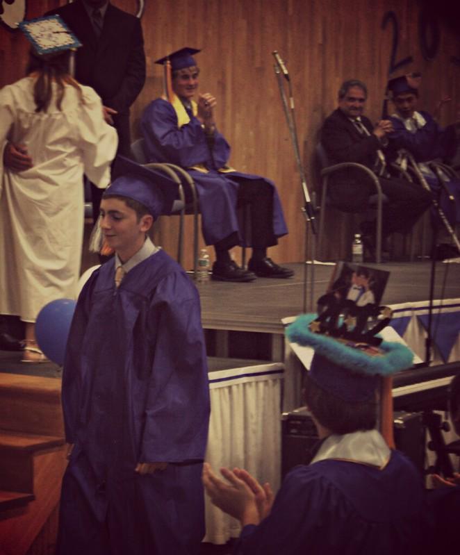 max graduates
