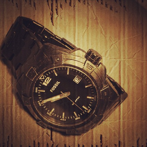 #photoadayjune Something you don't know about me. I used to be a qualified watch technician. And I never wear a watch.