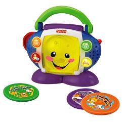 Tocador de CD Aprender e Brincar