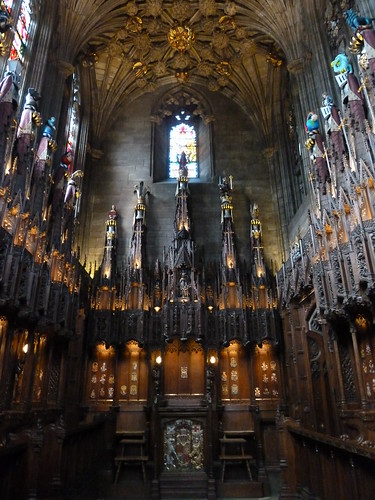 Thistle Chapel, Edinburgh