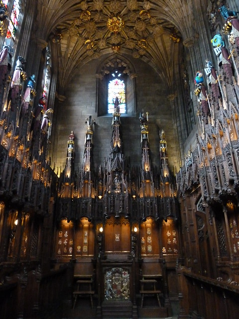 Thistle Chapel, St Giles Cathedral