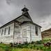 Dorothy Catholic Church by zach berg