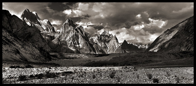welcome to the baltoro